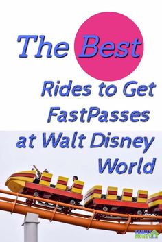 The best rides to get your fast passes for early at Walt Disney World Fastpass Disney World, Walt Disney World Rides, Disney World Florida, Disney World Parks, Disney World Planning, Disney World Vacation, Disney World Resorts, Disney Vacations, Disney Travel