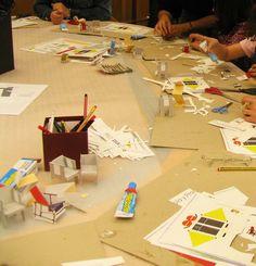 Family workshop 'RIETVELD', 2008