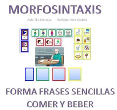 Siembra Estrellas: FORMA FRASES 4 ELEMENTOS.