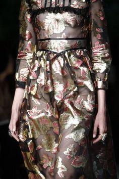 #Gucci Spring 2016.