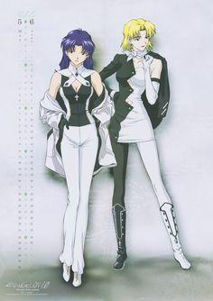 Download Neon Genesis Evangelion: Evangelion 1.0 You are (Not) Alone Calendar 2008 - 4 (3900x5525) - Minitokyo