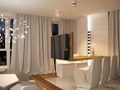 дизайн интерьера квартиры, интерьер небольшой квартиры, Bozhinovski Design, дизайн двухкомнатной квартиры, современный дизайн квартиры