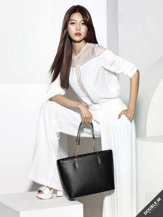Girls Generation(SNSD) Sooyoung 2014 DOUBLEM Pre Spring 2014 Lookbook http://www.kpopstarz.com/tags/girls-generation