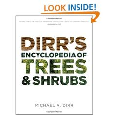 Dirr's Encyclopedia of Trees and Shrubs: Michael A. Dirr: 9780881929010: Amazon.com: Books
