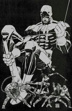 Daredevil & Elektra - John Romita Jr.