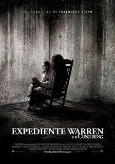 Expediente Warren: The Conjuring - Basada en una historia real documentada por los reputados demonólogos Ed y Lorraine Warren. Narra los encuentros sobrenaturales que vivió la familia Perron en su casa de Rhode Isla...
