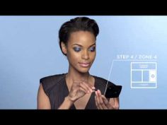 Dare to add heart-stopping color with Lancôme Midnight Rush Eye Shadow Palette. Smoky Eye Tutorial, Easy Makeup Tutorial, Diy Makeup, Makeup Tips, Fall Makeup, Beauty Tips And Secrets, Beauty Hacks, Beauty Skin, Beauty Makeup