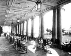 The Breakers South Porch 27 Photos That Show What Palm Beach Used To Look Like