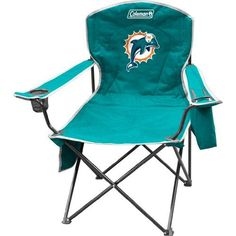 NFL Dolphins Cooler Quad Chair by Coleman. $25.00. Cooler Chair