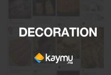 Découvrez les articles décoration de Kaymu!