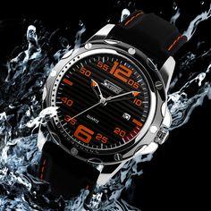 2016 Top Brand SKMEI Fashion Digital Leather Quartz Men Casual Watch For Men Dress Wristwatch 30M Waterproof relogio masculino