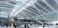 railway station image