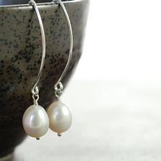 Like: pearl earrings
