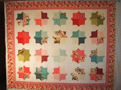 52 Quilts in 52 Weeks: Finish it up Friday