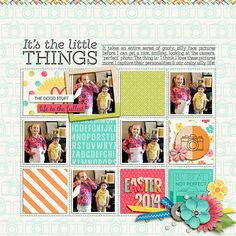 Whether you like to record major events or everyday details, you need versatile products that can help you do both; the Celebrate Life Collection does just that. With it's fresh & modern color palette, simple illustrations, and timeless phrases, this collection is a great everyday collection to add to your scrap stash.