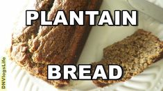 How to Make Plaintain Bread - YouTube
