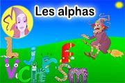 jeu planète des alphas numero 5