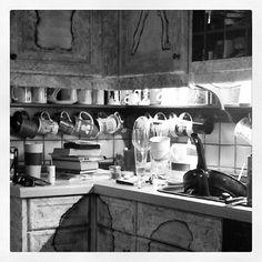 Ein erster Blick auf die Küchenbekuenstlerung
