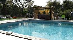 Villa+en+pleine+campagne+piscine+chauffée+et+jacuzzi+++Location de vacances à partir de Corse du Sud @homeaway! #vacation #rental #travel #homeaway