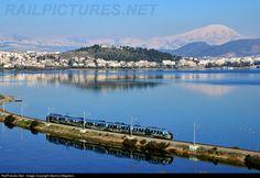 11555 OSE Hellenic Railways Organization SIEMENS, Electric Desiro at Chalkida, Greece, Greece by Giannis Magalios