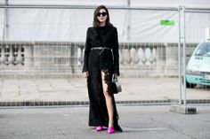 All the Latest Street Style Direct From Paris Fashion Week