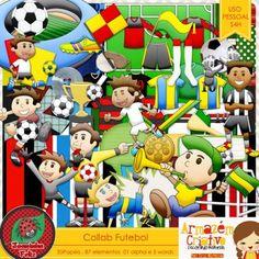 Collab Futebol com Armazém Criativo