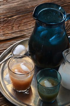 Wood Apple Juice, a refreshing exotic drink from Sri Lanka. #recipes