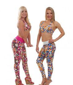 Camboriu Pop Art leggings White Leggings, Andy Warhol, Tutu, Bikinis, Swimwear, Pop Art, Shopping, Fashion, White Leggings Outfit