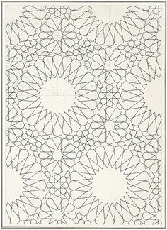 Pattern in Islamic Art - BOU 140