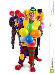 Prentresultaat vir clowns