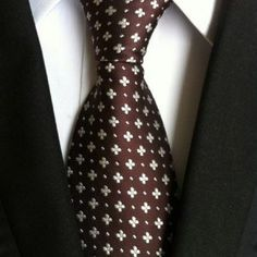 Men's Ties New Man Fashion Neckties Corbatas Gravata Jacquard Silk Tie Business Green Purple Navy Gray Tie For Men Mens Wedding Ties, Paisley, Men Formal, Formal Wear, Tie And Pocket Square, Pocket Squares, Suit And Tie, Silk Ties, Mens Suits