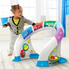 Fisher-Price® Learn with Me Zebra Walker | DKH80 | Fisher Price
