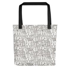 Bring your favorite design everywhere you go. Print Patterns, Reusable Tote Bags, Fabric, Cotton, Shopping, Tejido, Tela, Cloths, Fabrics