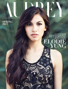 Fashion: Elodie Yung for Audrey Magazine - Mia Yang Makeup Artist Elodie Yung, Jon Bernthal, Gi Joe, Female Actresses, Actors & Actresses, Superman, Marvel's Daredevil, Fc B, Female Fighter