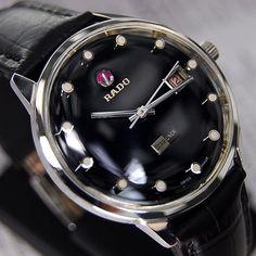 rado watch vintage - Google Search