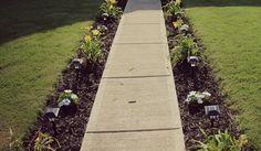 DIY Sidewalk Garden in 6 Simple Step | Outdoor Inspiration