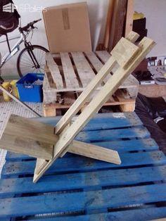 Design Pallets Chair