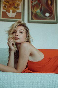 portraits of Xhesika by Flicka Elisa (Albania)- Fashion Grunge