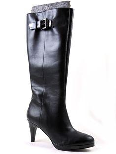 Bandolino Women's Jeney Knee-High Boots Black Suede Size 6 M #Bandolino #FashionKneeHigh