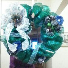 Green Peace Wreath