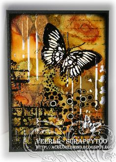 A colored mind: ATC with alcoholinks and...