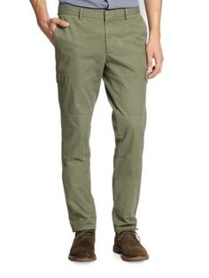 VINCE Mercer Cargo Pants. #vince #cloth #pants