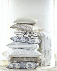 Everly Embroidered Pillow CoverEverly Embroidered Pillow Cover