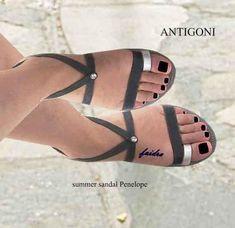 Women S Shoes Victorian Era Toe Ring Sandals, Silver Sandals, Strappy Sandals, Flat Sandals, Gladiator Sandals, Flats, Shoes Too Big, Leather Sandals Flat, Designer Sandals