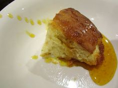 Good food and red shoes: Gooey School Treacle Sponge
