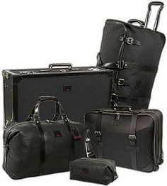 Tumi-ready...where to next?!  So excited!