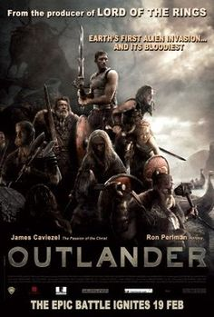 Outlander posters for sale online. Buy Outlander movie posters from Movie Poster Shop. We're your movie poster source for new releases and vintage movie posters. Watch Outlander, Outlander Film, Series Movies, Movies And Tv Shows, 2011 Movies, Tv Series, Kill The Boss, Vikings, Predator