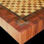 Wenge Corner Inlay