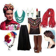 https://www.google.pt/search?q=frida kahlo costume diy