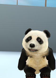 Captured Inside IMVU - Join the Fun! Meu Panda !